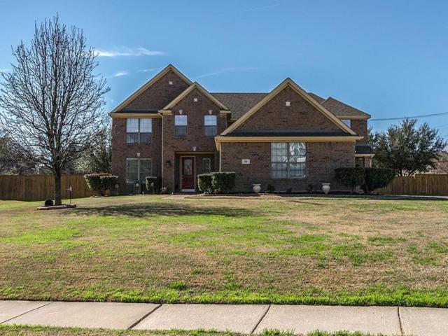 536 Unbridled Lane, Keller, TX 76248 (MLS #13789813) :: Team Tiller