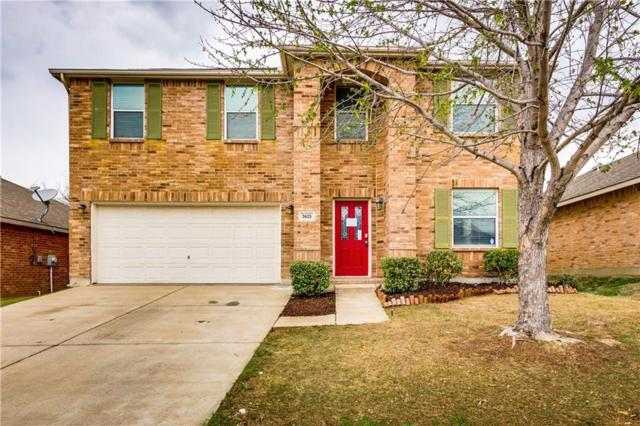 2625 Tuscan View Drive, Fort Worth, TX 76131 (MLS #13789862) :: The Rhodes Team