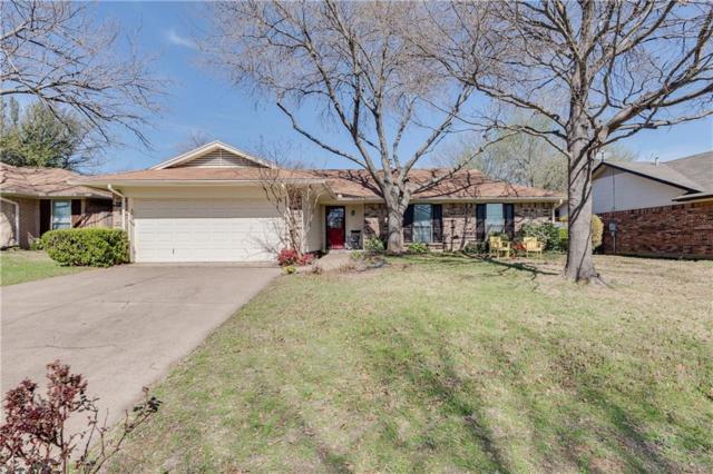 739 Montvale Drive, Mansfield, TX 76063 (MLS #13789867) :: Team Hodnett