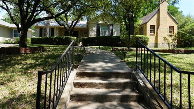1312 Bluebonnet Drive, Fort Worth, TX 76111 (MLS #13789919) :: Team Hodnett
