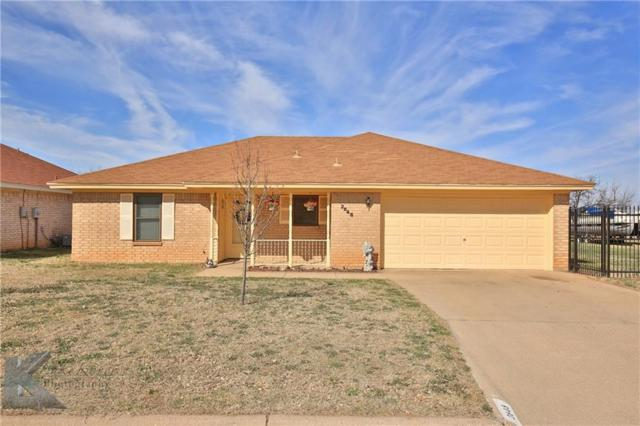 2648 Melissa Lane, Abilene, TX 79606 (MLS #13789939) :: Team Hodnett