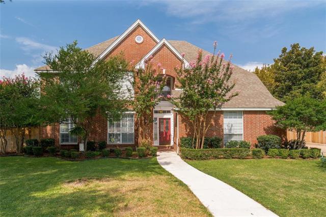 8525 Steeple Ridge Drive, North Richland Hills, TX 76182 (MLS #13789941) :: Team Hodnett