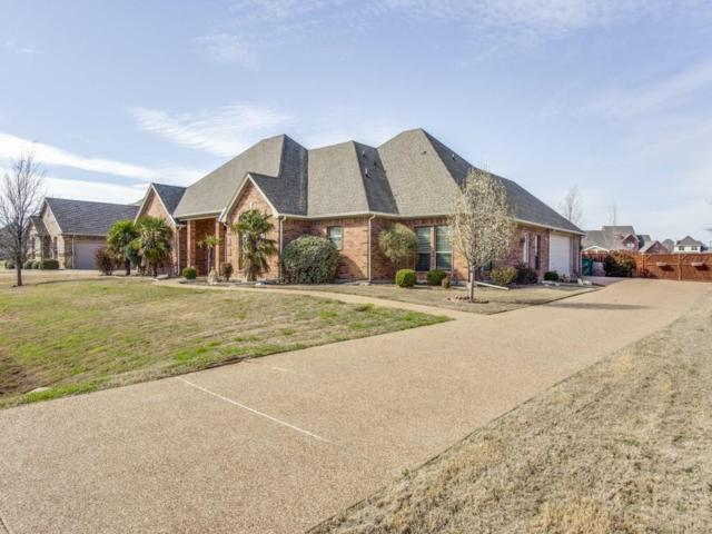 2308 Dartford Drive, Crowley, TX 76036 (MLS #13789993) :: The Mitchell Group