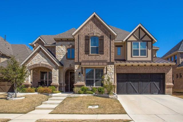 6316 Savannah Oak Trail, Flower Mound, TX 76226 (MLS #13790070) :: The Real Estate Station