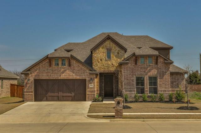 434 Garden Tree Trail, Midlothian, TX 76065 (MLS #13790099) :: Pinnacle Realty Team