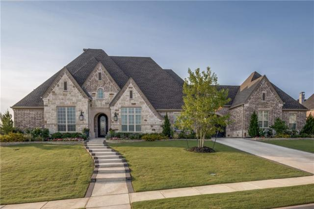 440 Whitley Place Drive, Prosper, TX 75078 (MLS #13790112) :: Van Poole Properties