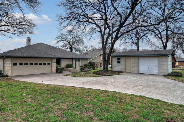 1003 Kiowa Drive W, Lake Kiowa, TX 76240 (MLS #13790122) :: Team Hodnett