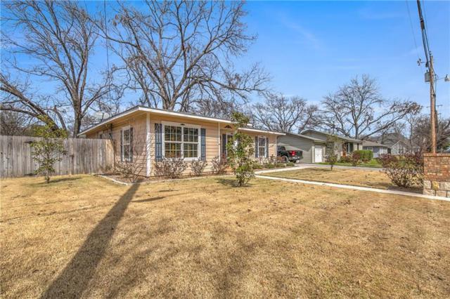 316 W Rucker Street, Granbury, TX 76048 (MLS #13790196) :: Team Hodnett