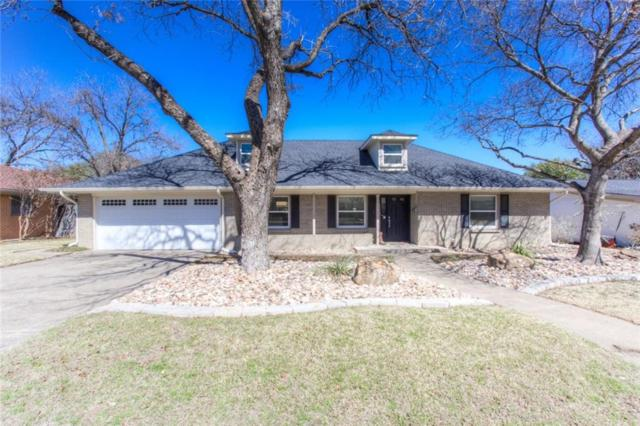 4208 Selkirk Drive W, Fort Worth, TX 76109 (MLS #13790276) :: Kindle Realty