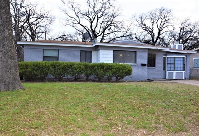 6404 Truman Drive, Fort Worth, TX 76112 (MLS #13790315) :: Team Hodnett