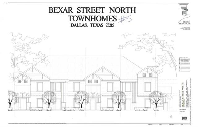 2475 Hooper Street, Dallas, TX 75215 (MLS #13790316) :: RE/MAX Town & Country