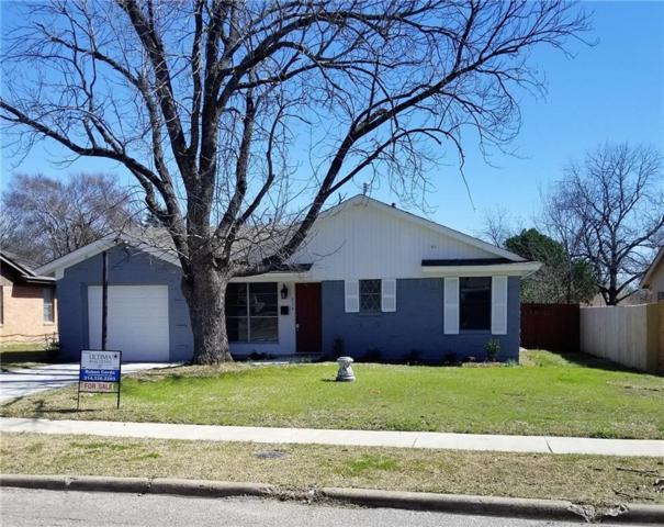 714 Royal Crest Drive, Mesquite, TX 75149 (MLS #13790383) :: Team Hodnett