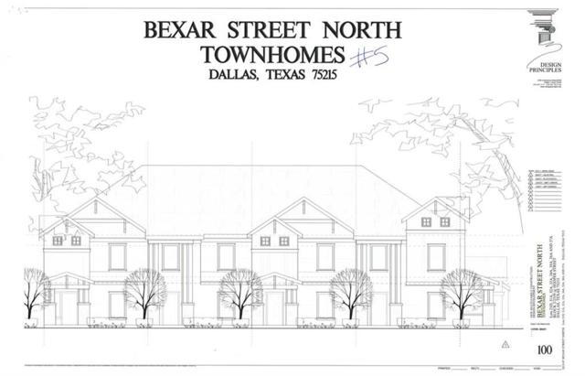 2461 Hooper Street, Dallas, TX 75215 (MLS #13790399) :: RE/MAX Town & Country