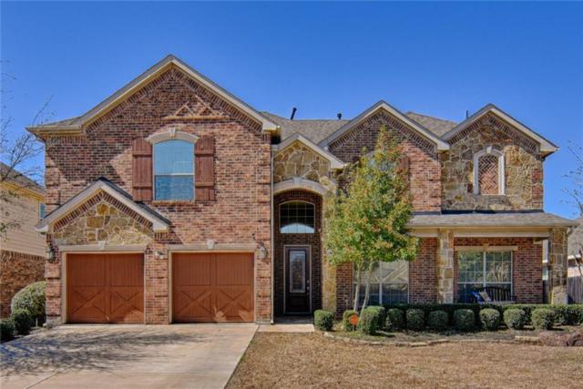 304 Garden Path Lane, Mansfield, TX 76063 (MLS #13790404) :: Team Hodnett