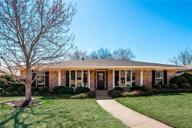 2028 Northcrest Drive, Plano, TX 75075 (MLS #13790464) :: The Marriott Group