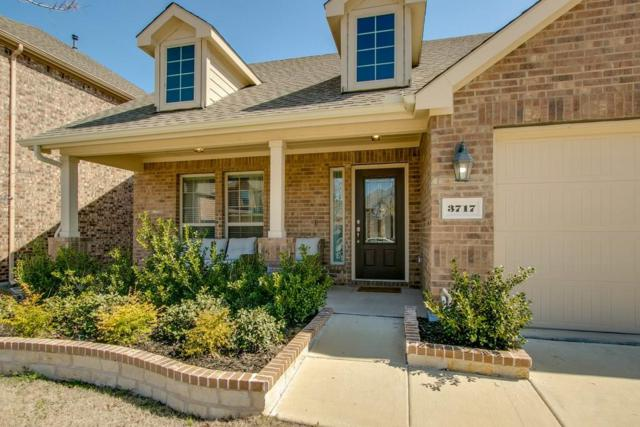 3717 Wrexham Street, Frisco, TX 75034 (MLS #13790497) :: Team Hodnett