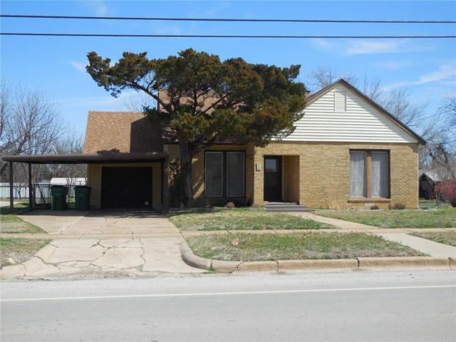 514 S Seaman Street, Eastland, TX 76448 (MLS #13790513) :: Robinson Clay Team