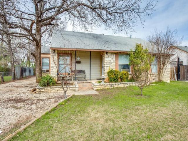 2818 Win Gate Street, Fort Worth, TX 76107 (MLS #13790559) :: Team Hodnett