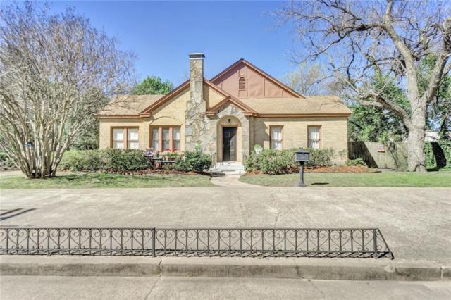 216 S Prairieville Street, Athens, TX 75751 (MLS #13790566) :: Team Hodnett