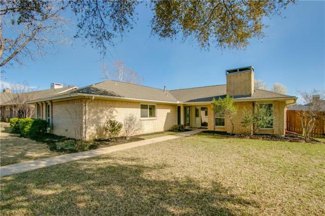 1700 Devon Drive, Carrollton, TX 75007 (MLS #13790581) :: Team Hodnett