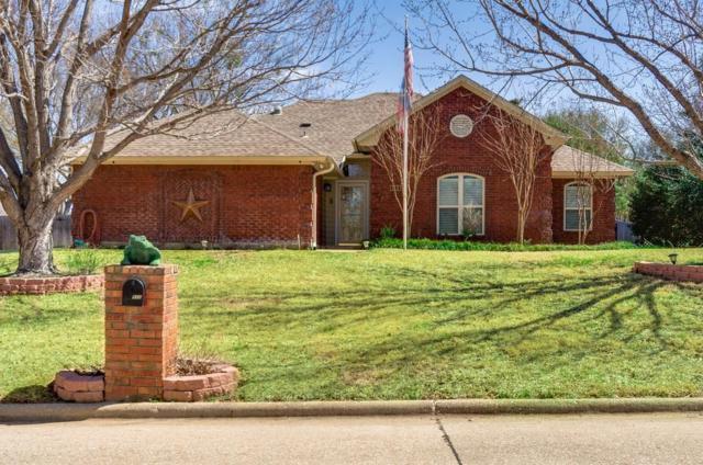 512 Inland Circle, Azle, TX 76020 (MLS #13790612) :: Team Hodnett