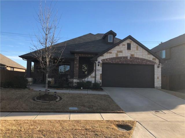 8316 Bonanza Street, Aubrey, TX 76227 (MLS #13790614) :: The Marriott Group