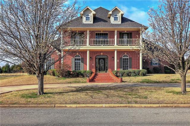 500 Baker Park Drive, Sherman, TX 75092 (MLS #13790643) :: Baldree Home Team