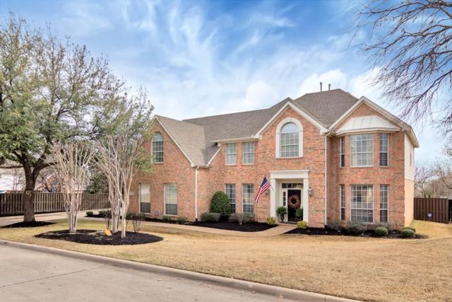803 Caroline Lane, Southlake, TX 76092 (MLS #13790680) :: The Mitchell Group