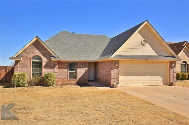 7901 Tuscany Drive, Abilene, TX 79606 (MLS #13790703) :: Team Hodnett
