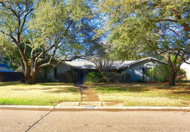 4415 Myerwood Lane, Dallas, TX 75244 (MLS #13790827) :: Robbins Real Estate Group