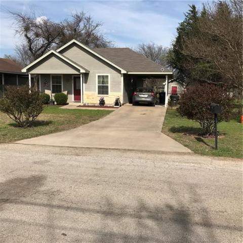 810 Barber Avenue, Cleburne, TX 76031 (MLS #13790911) :: Team Hodnett