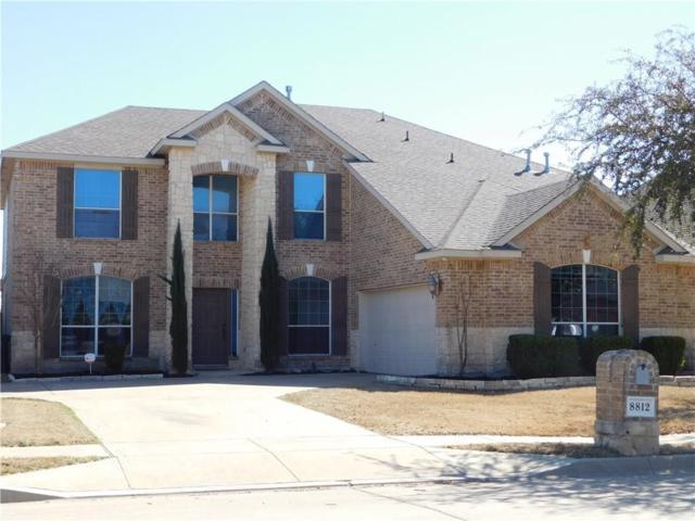 8812 Cracked Wheat Trail, Fort Worth, TX 76179 (MLS #13790927) :: Team Hodnett
