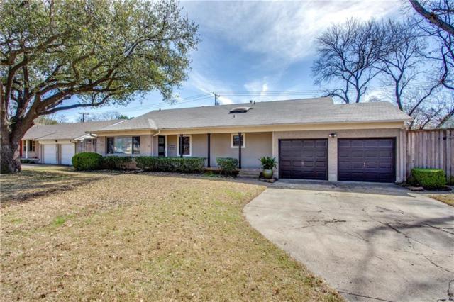 3974 Highgrove Drive, Dallas, TX 75220 (MLS #13790931) :: Team Hodnett