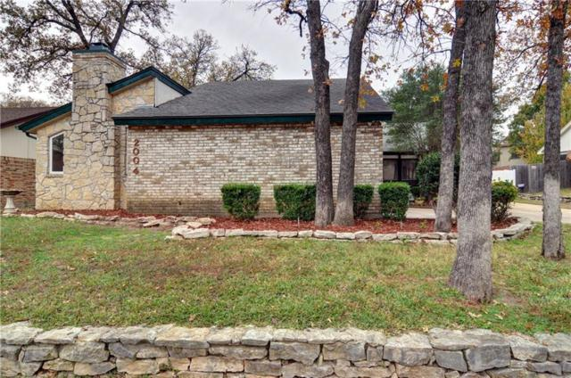 2004 Crooked Creek, Arlington, TX 76006 (MLS #13790941) :: Team Hodnett