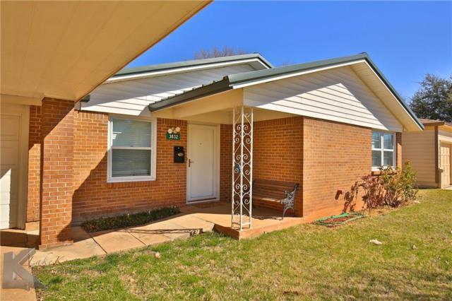 3832 N 10th Street, Abilene, TX 79603 (MLS #13791000) :: Team Hodnett