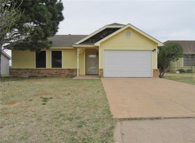 3818 Dana Court, Abilene, TX 79606 (MLS #13791007) :: Team Hodnett