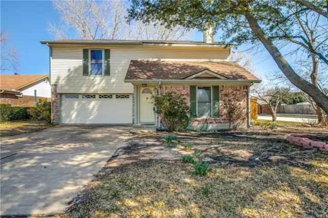 237 Lemon Drive Na, Arlington, TX 76018 (MLS #13791022) :: Team Hodnett