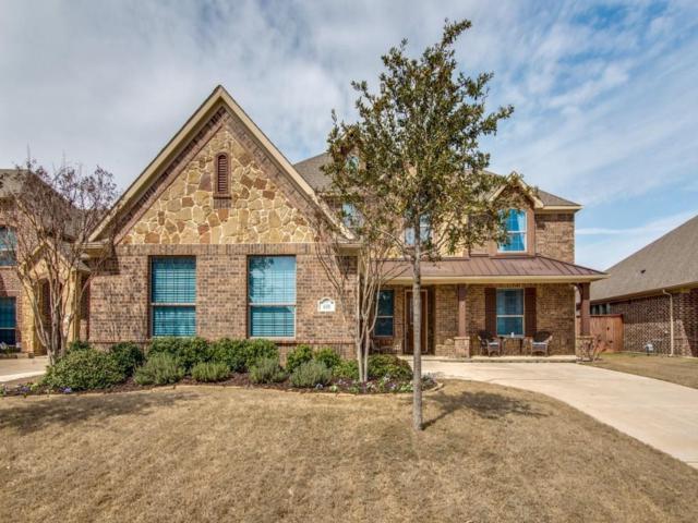 608 Shadow Glen Lane, Keller, TX 76248 (MLS #13791069) :: Team Hodnett