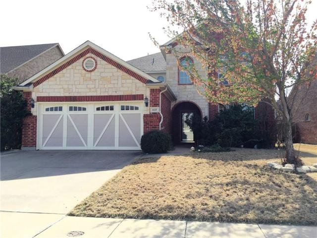 4237 Twinleaf Drive, Fort Worth, TX 76036 (MLS #13791107) :: Real Estate By Design