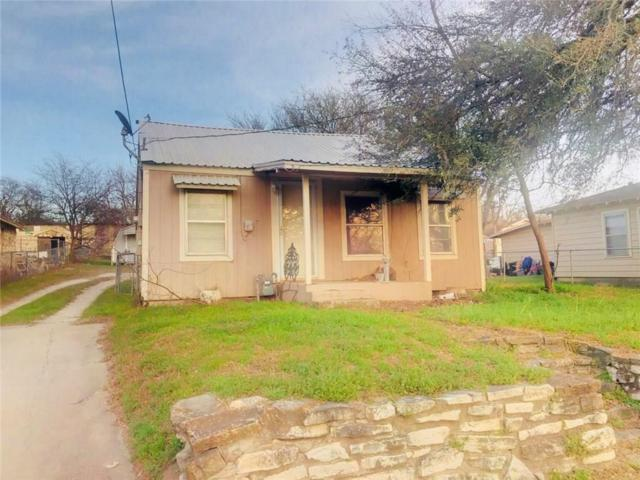 710 Liberty Street, Weatherford, TX 76086 (MLS #13791118) :: Team Hodnett