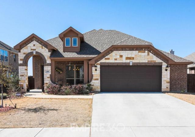 436 Panchasarp Drive, Crowley, TX 76036 (MLS #13791134) :: Team Hodnett
