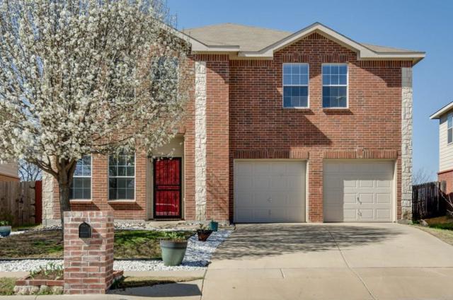 8533 Shallow Creek Drive, Fort Worth, TX 76179 (MLS #13791146) :: Team Hodnett