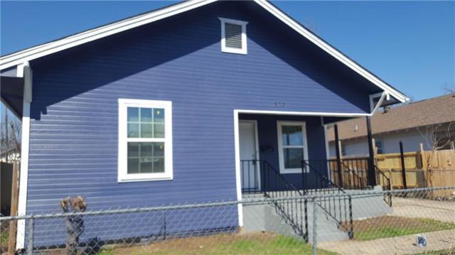 1333 E Arlington Avenue, Fort Worth, TX 76104 (MLS #13791158) :: Team Hodnett
