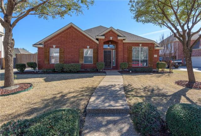 3802 Park Wood Drive, Corinth, TX 76208 (MLS #13791191) :: Team Hodnett