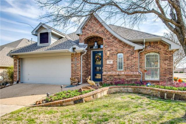 707 Pelican Hills Drive, Fairview, TX 75069 (MLS #13791290) :: RE/MAX Town & Country