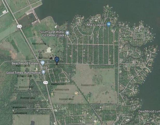 Lot 29 Beachwood Drive, Trinidad, TX 75163 (MLS #13791315) :: RE/MAX Town & Country