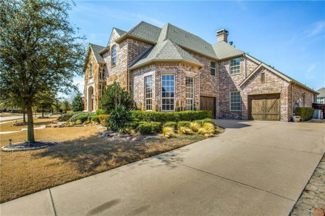 8455 Canyon Crossing, Lantana, TX 76226 (MLS #13791425) :: The Real Estate Station
