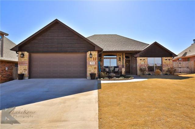 7834 Tuscany Drive, Abilene, TX 79606 (MLS #13791457) :: Team Hodnett