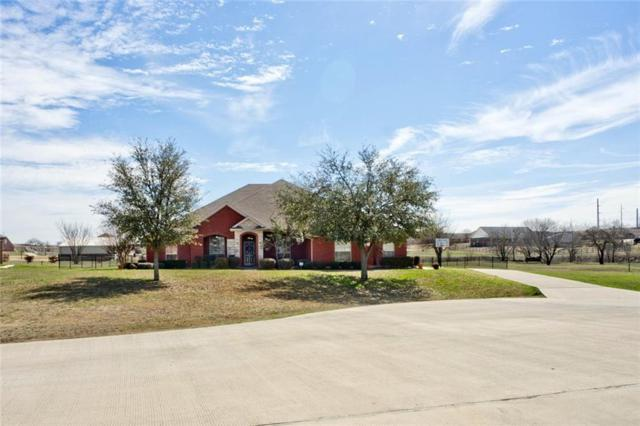 1104 Brown Circle, Rhome, TX 76078 (MLS #13791493) :: Team Hodnett