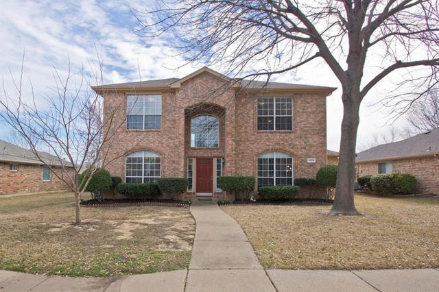 1026 Dickens Lane, Allen, TX 75002 (MLS #13791508) :: Team Hodnett